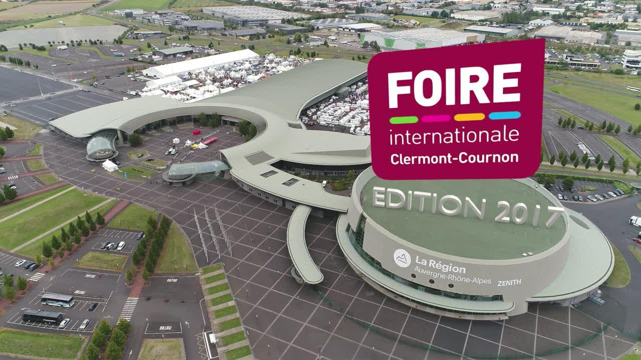 La foire internationale de clermont cournon edition 2017 for Foire internationale de clermont cournon